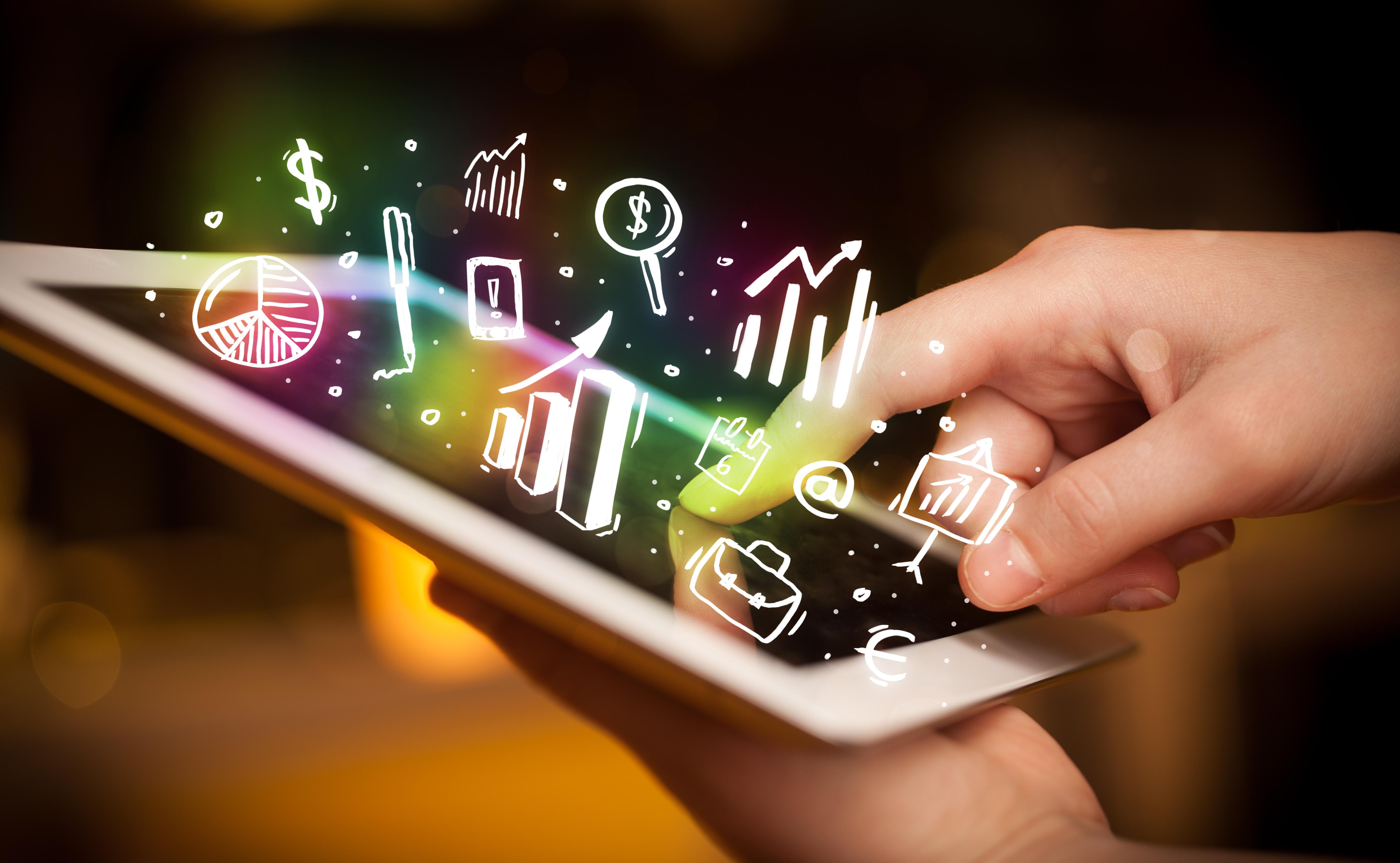 Uso de tecnologia em marketing é importante para 96% dos executivos
