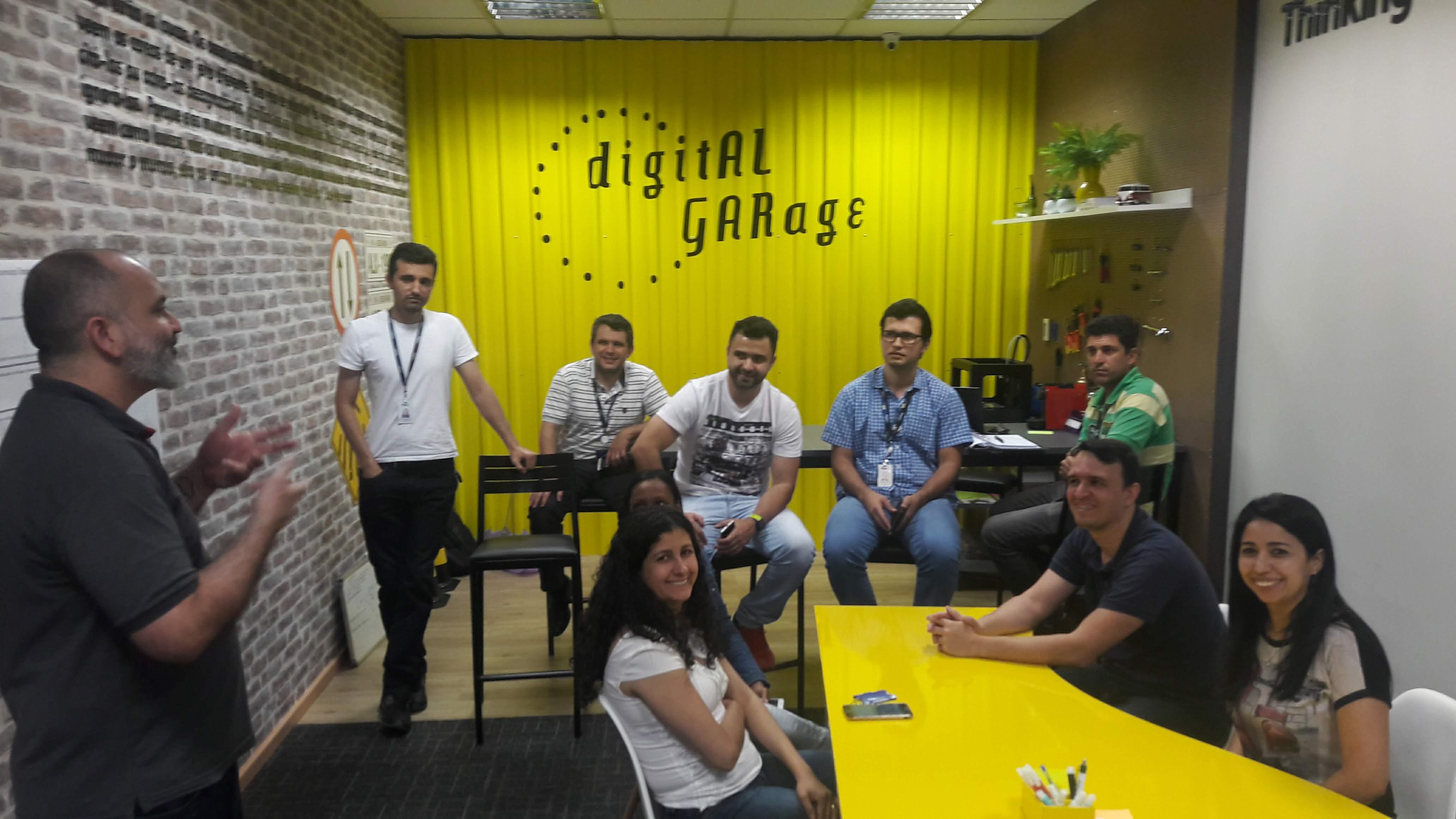 (Português do Brasil) Gamification para empresas de TI: Algar Tech inicia projeto com DOT