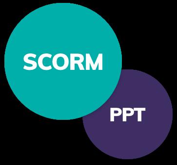 scorm - ppt